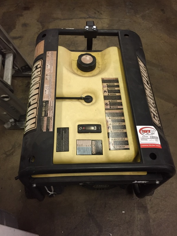 CHAMPION POWER EQUIPMENT Generator 4000W GENERATOR