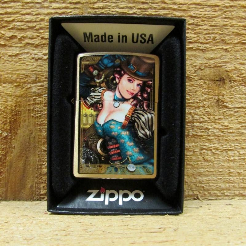ZIPPO Lighter INDUSTRIAL MACHINER 28321