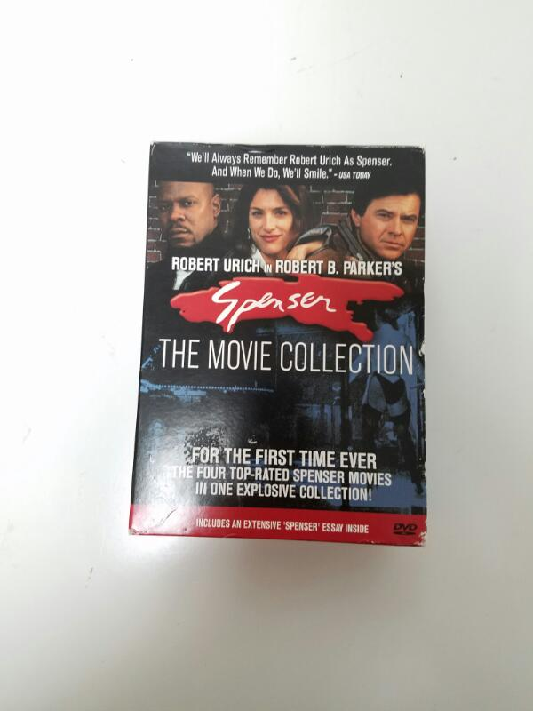 Spenser: The Movie Collection (DVD 4-Disc Set, Complete!)