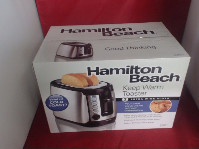 HAMILTON BEACH Toaster Oven TOASTER 22614Z