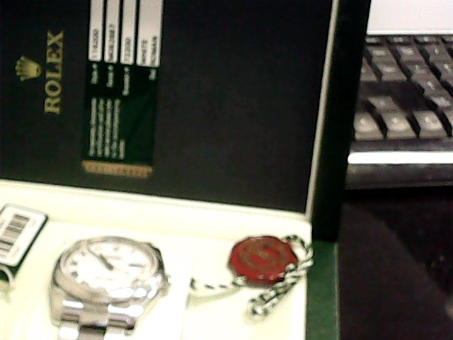 ROLEX Gent's Wristwatch 116200 STAINLESS OYSTER PERPETUAL