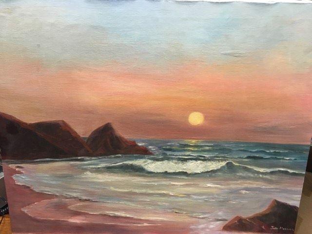 """""""OCEAN"""" BY JUDY MERRILL 1971"""