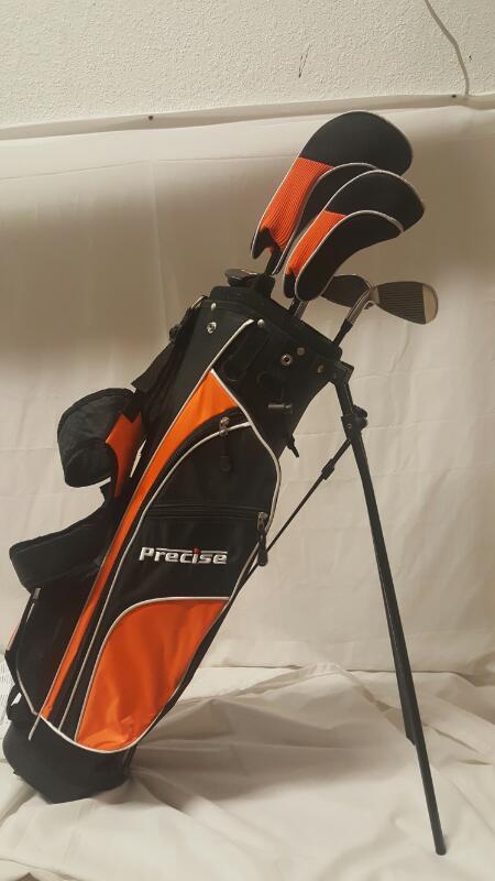 PRECISE GOLF Golf Club Set JUNIOR GOLF CLUBS