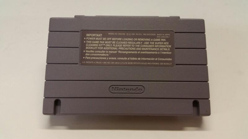 Nintendo SNES: Super Mario Kart