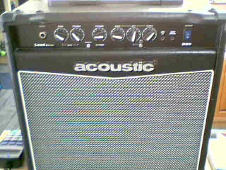 ACOUSTIC Electric Guitar Amp G20