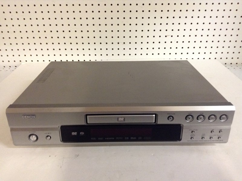 DENON DVD Player DVD-2910