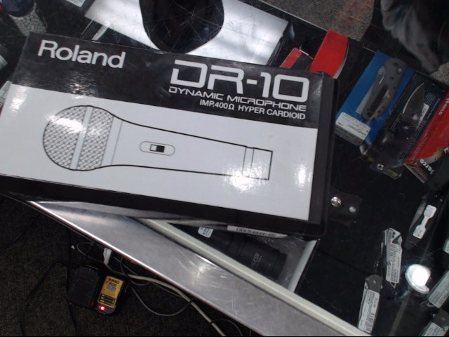 ROLAND Microphone DR-10 MICROPHONE