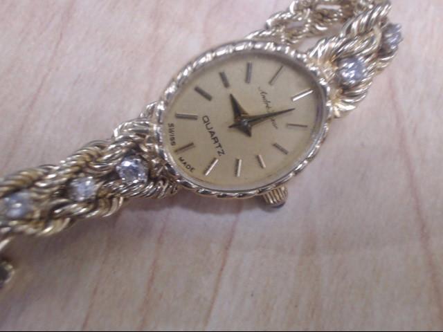 Gold Rope Bracelet 10K Yellow Gold 14.06g