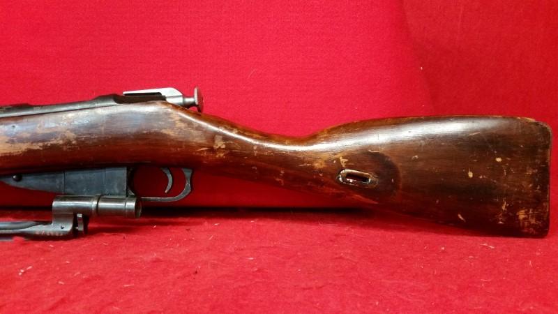 Mosin Nagant 91/30 Bolt Action Rifle - 7.62x54r - Tula 1943