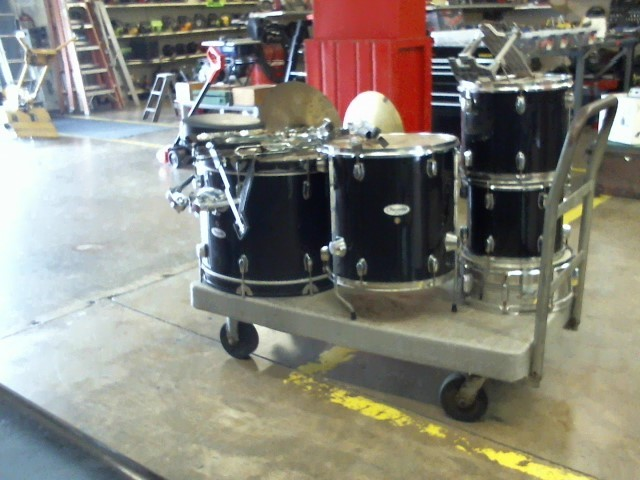 MAPEX Drum Set TORNADO 5PC DRUM SET