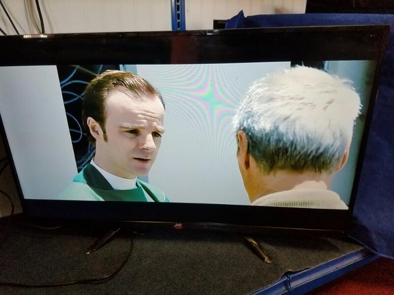 JVC Flat Panel Television EM40RF5