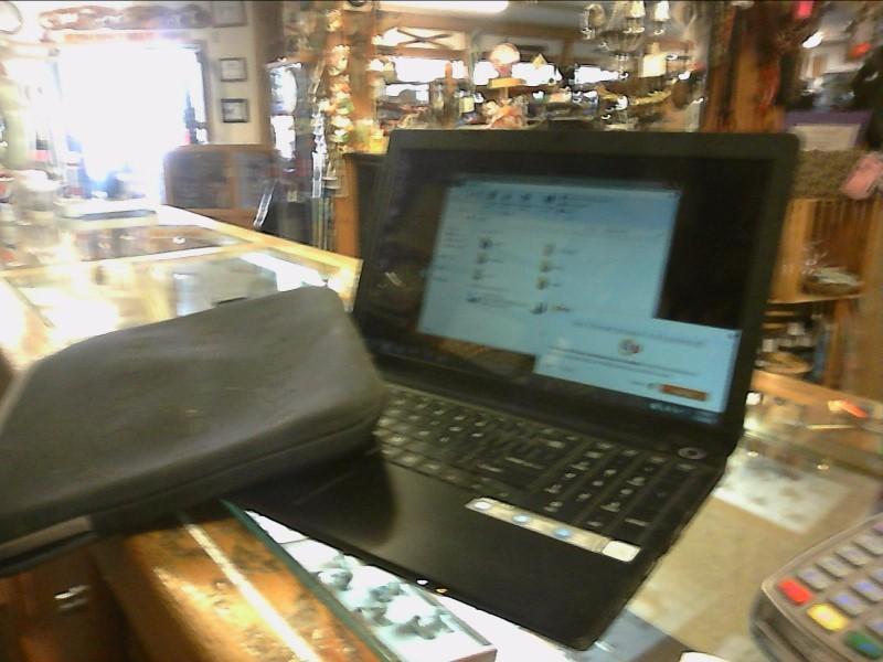 TOSHIBA Laptop/Netbook SATELLITE C55-A5310