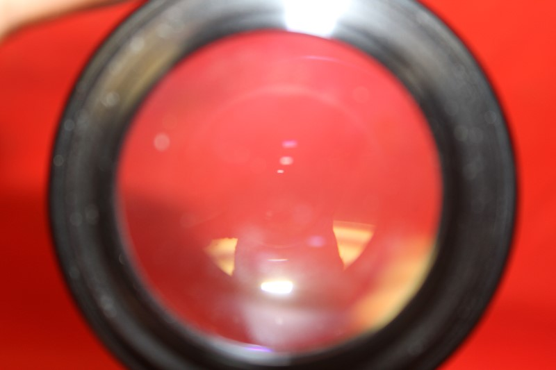 AMBICO video wide angle lens ( .6x) Model V-0315 increase zoom capability