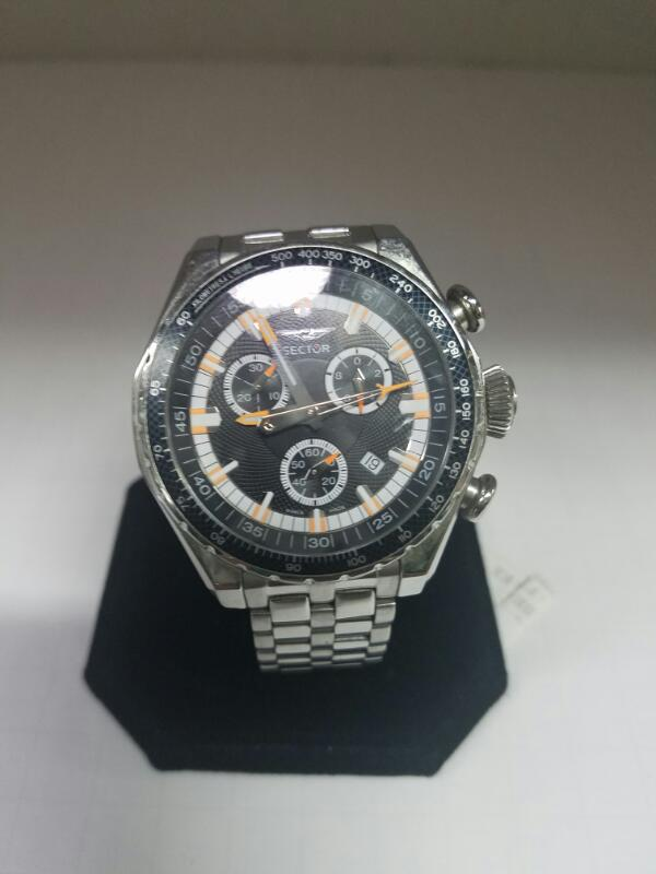 SECTOR CHRONO GOLD/SILVER WATCH PLATED   MNS WATCH
