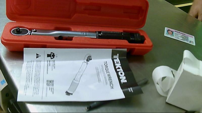 TEKTON TOOLS Torque Wrench 24320