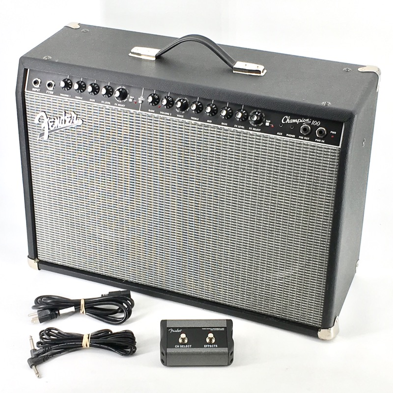 FENDER Electric Guitar Amp CHAMPION 100