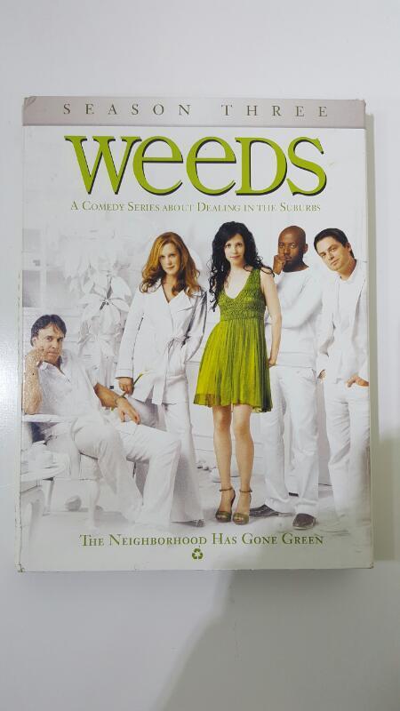 Weeds Season 3 on DVD