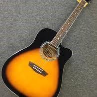 WASHBURN Electric-Acoustic Guitar WA90CE