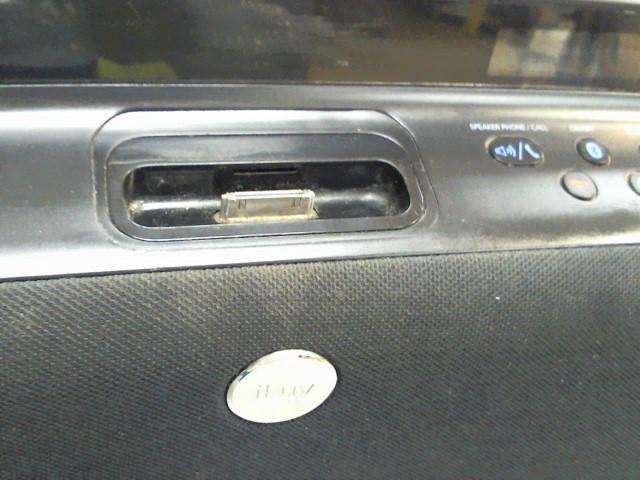I LUV IPOD/MP3 Accessory I399BLK
