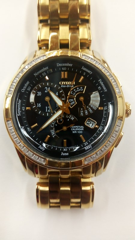 CITIZEN MEN'S WATCH GN-4W-S ECO DRIVE *FREE SHIPPING*