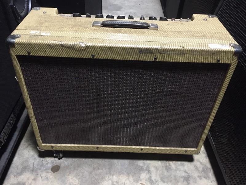 """PEAVEY Electric Guitar Amp CLASSIC VTX 2X12"""" SCORPION SPEAKERS"""