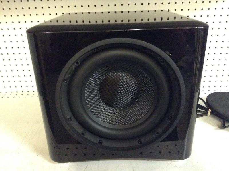 SNAP AV EPISODE Speakers/Subwoofer ES-SUB-TRP10-500-BLK