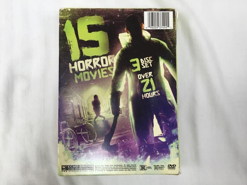 15 HORROR MOVIES