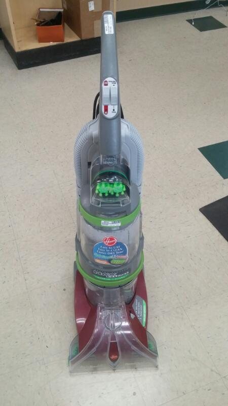HOOVER Carpet Shampooer/Steamer MAX EXTRACTOR 60