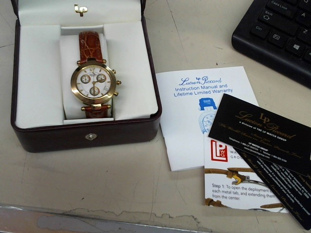 LUCIEN PICCARD Lady's Wristwatch NONE-BRAND WATCH-LADYS