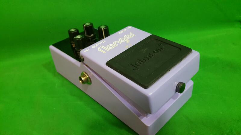 JOHNSON JF-2 Flanger Guitar Effects Pedal