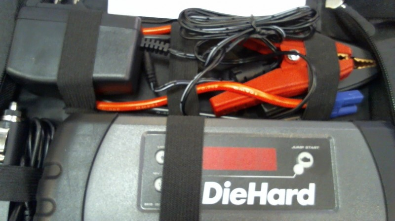 DIEHARD Battery/Charger DH110