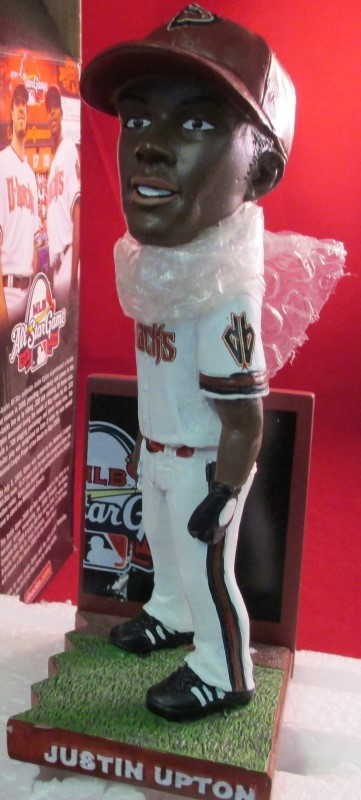 ARIZONA DIAMONDBACKS Baseball BOBBLE HEAD