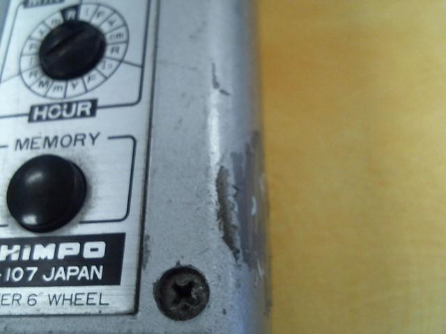 SHIMPO Leak Detector DT-107 DT-107