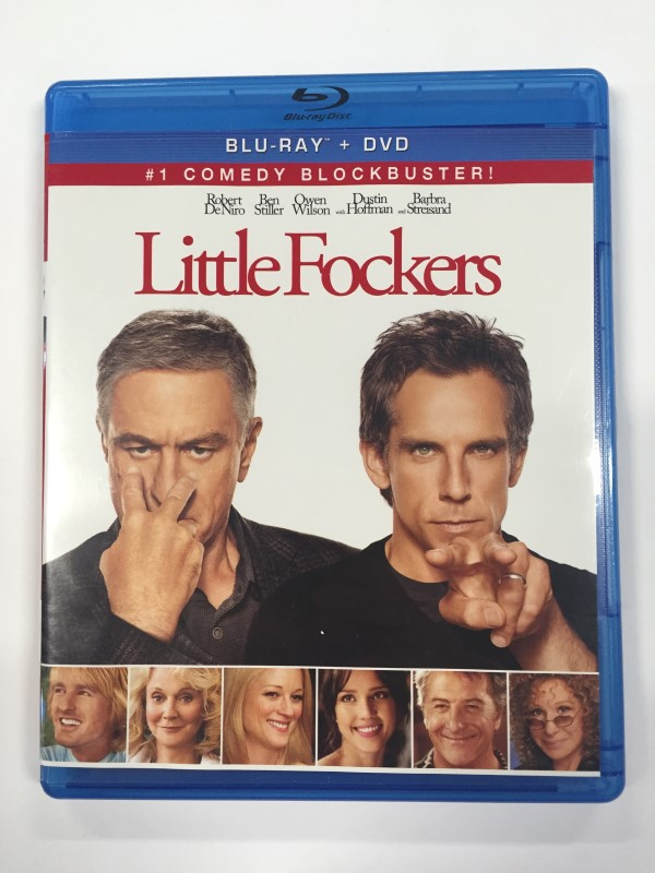 LITTLE FOCKERS, BLU-RAY MOVIE (2011)