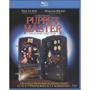 BLU-RAY MOVIE Blu-Ray PUPPET MASTER