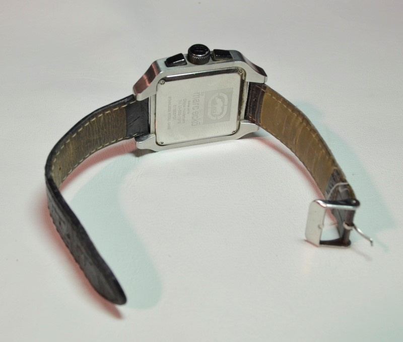 MARC ECKO Gent's Wristwatch 00-829-1972