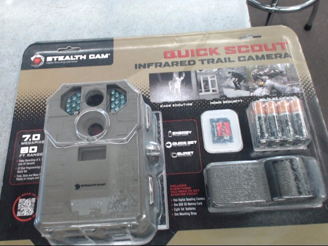 STEALTH CAM Hunting Gear STC-P18C