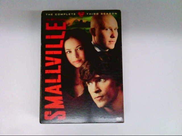 DVD SMALLVILLE SEASON 3