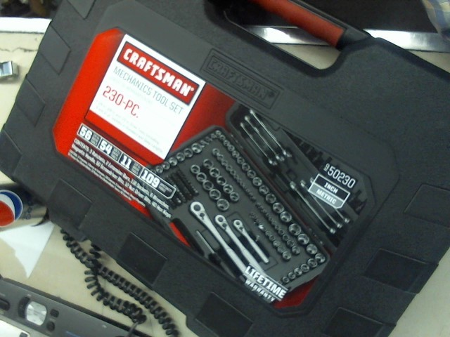 CRAFTSMAN Wrench TOOL SET 150 PIECE