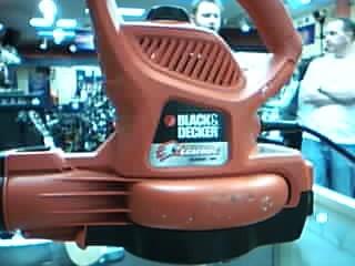 BLACK&DECKER Leaf Blower LH4500 LEAF BLOWER