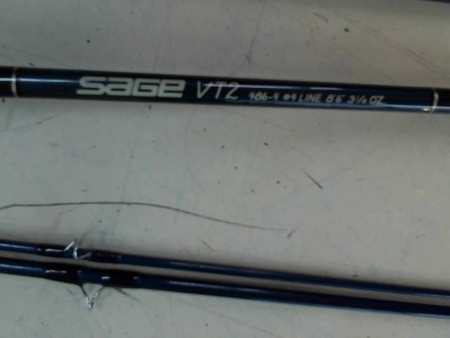 SAGE Fishing Pole VT2 #8
