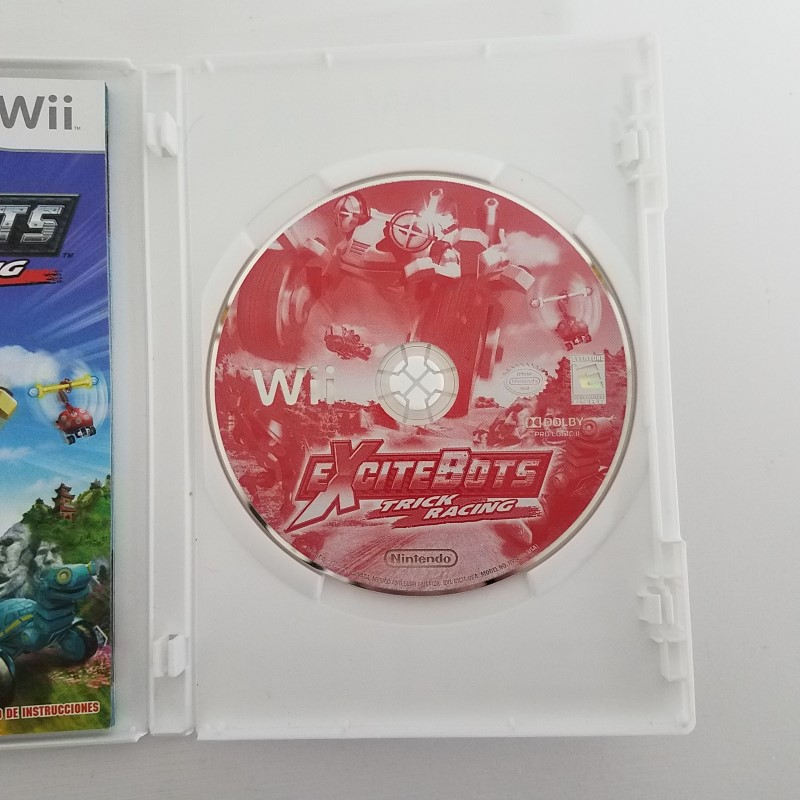 NINTENDO Nintendo Wii EXCITE BOTS TRICK RACING