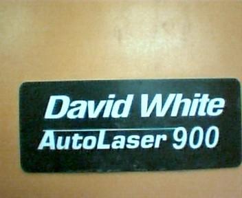 DAVID Laser Level AUTOLASER 900