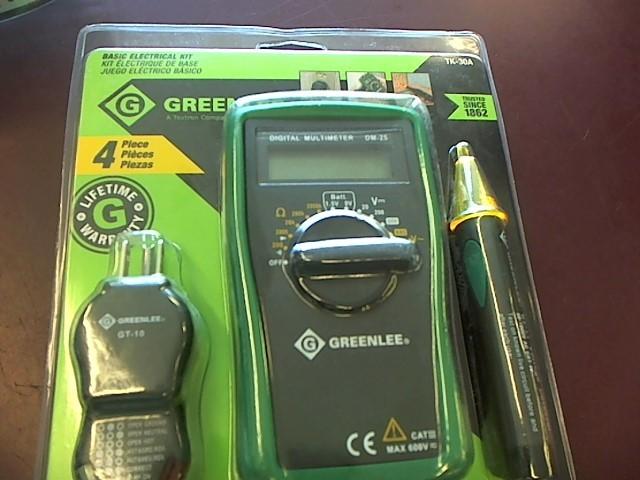 GREENLEE Multimeter TK-30A