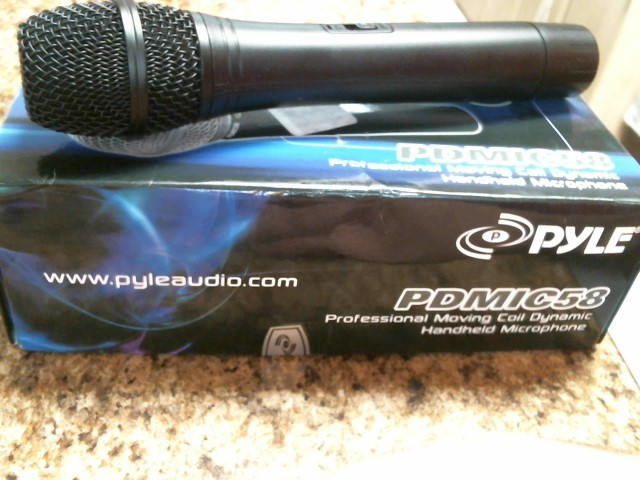 PYLE Microphone PDMIC58