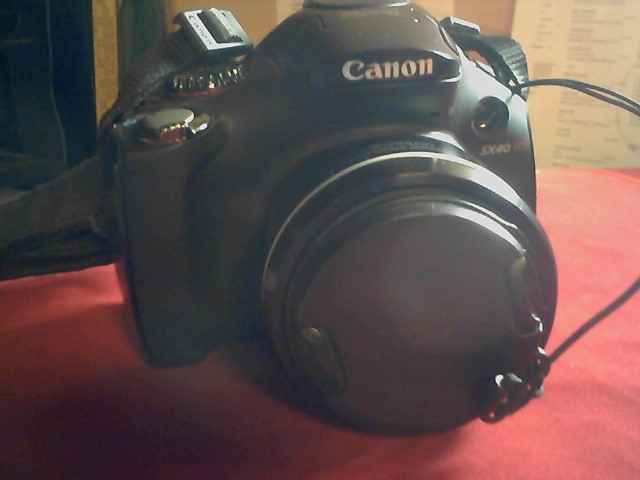 CANON Digital Camera POWERSHOT SX40 HS