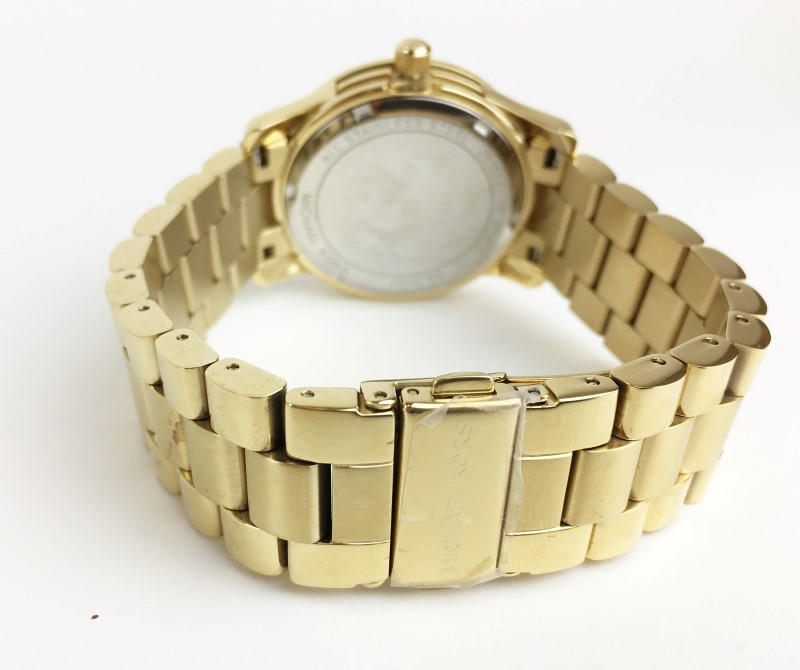 MICHAEL KORS Lady's MK5160 SLIM RUNWAY WATCH