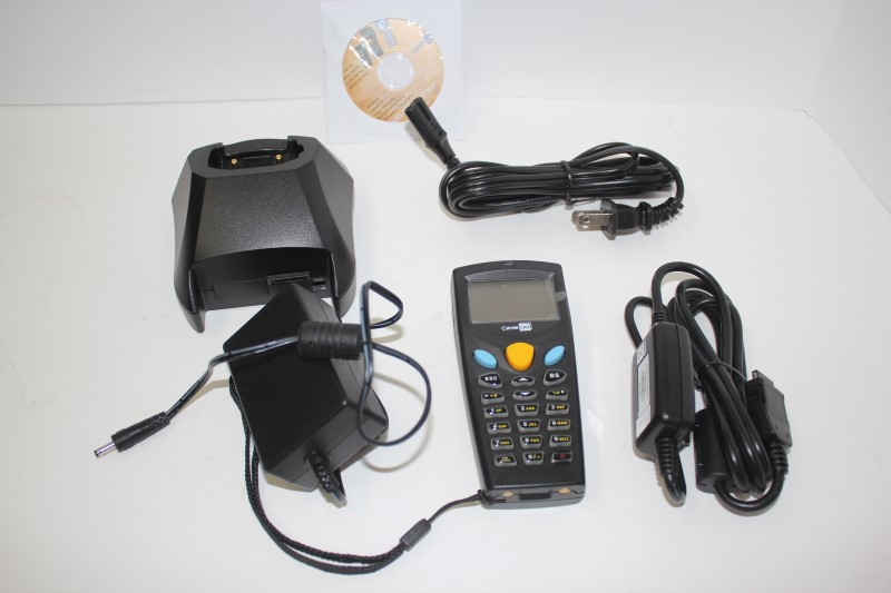 CIPHER LAB BARCODE SCANNER WITH CHARGING CRADLE
