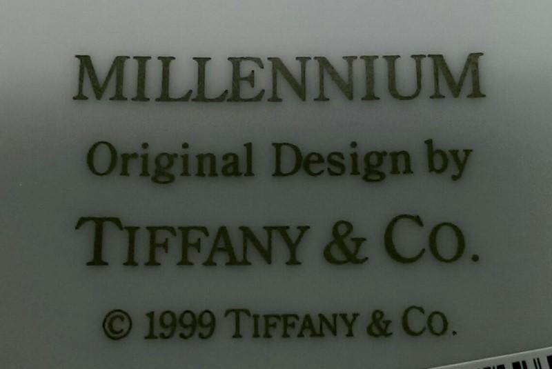 TIFFANY & CO 2000 MILLENNIUM