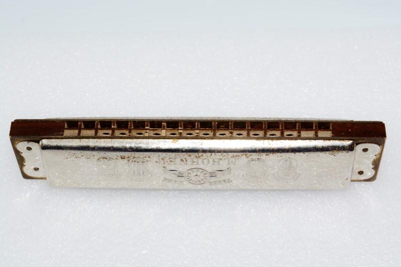 M. Hohner Echo Harmonica w/ Box Key of G
